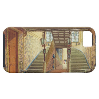 The Staircase, from Views of the Royal Pavilion, B iPhone SE/5/5s Case