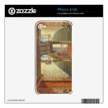 The Staircase, from Views of the Royal Pavilion, B Decals For The iPhone 4