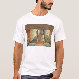 The Staircase, from Views of the Royal Pavilion, B T-Shirt