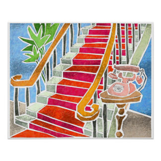 The Staircase Posters