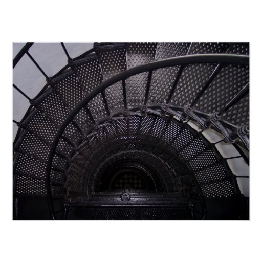The Stairwell Poster