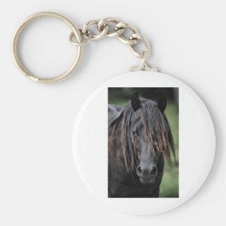 The Stallion Keychain