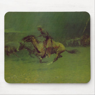 The Stampede Mouse Pad