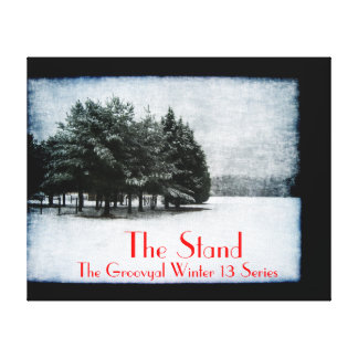 The Stand Stretched Canvas Prints