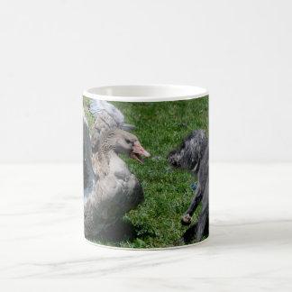 The Stand Off | Lurcher Mug