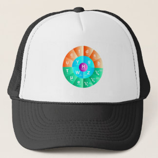 The Standard Model of Particle Physics Trucker Hat