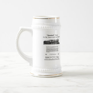 The Standard Steel Works 1915 Beer Stein