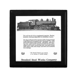 The Standard Steel Works 1915 Gift Box
