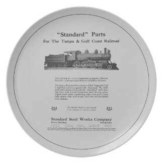 The Standard Steel Works 1915 Plate