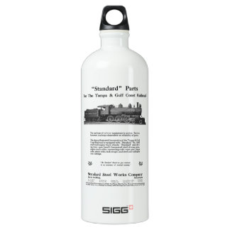 The Standard Steel Works 1915 SIGG Traveler 1.0L Water Bottle