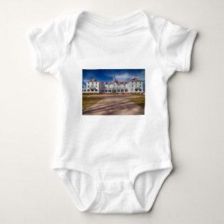 The Stanley Hotel Baby Bodysuit