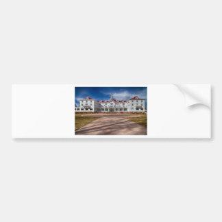 The Stanley Hotel Bumper Sticker