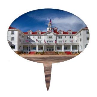 The Stanley Hotel Cake Picks