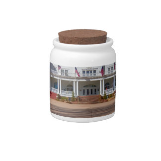 The Stanley Hotel Candy Jar