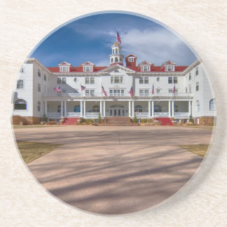 The Stanley Hotel Drink Coaster