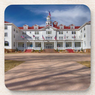 The Stanley Hotel Drink Coasters