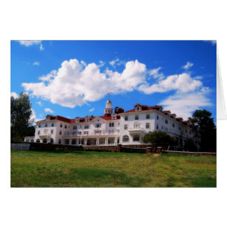 The Stanley Hotel, Estes Park, Colorado Card