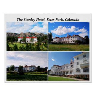 The Stanley Hotel, Estes Park, Colorado Poster