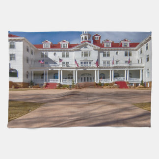 The Stanley Hotel Kitchen Towels
