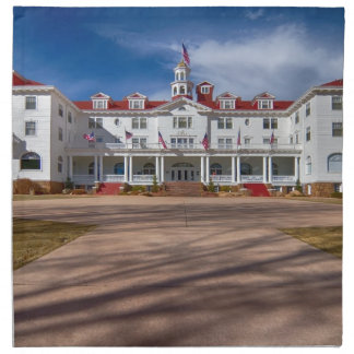 The Stanley Hotel Cloth Napkins