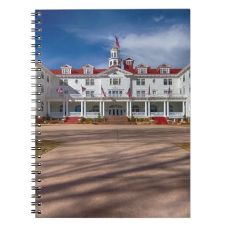The Stanley Hotel Note Book