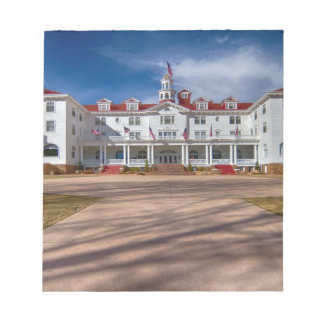 The Stanley Hotel Memo Notepad