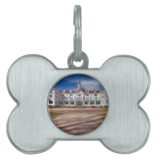 The Stanley Hotel Pet Tag