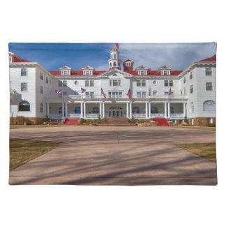 The Stanley Hotel Placemat