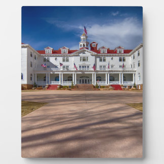 The Stanley Hotel Display Plaques