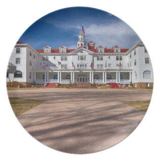 The Stanley Hotel Dinner Plates