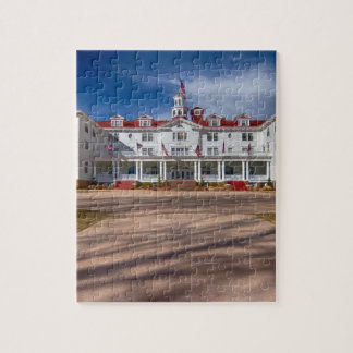 The Stanley Hotel Jigsaw Puzzle