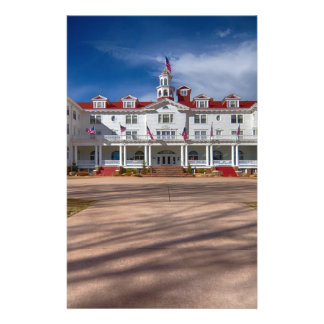The Stanley Hotel Stationery Paper