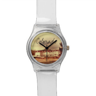 The Stanley Hotel Wristwatches