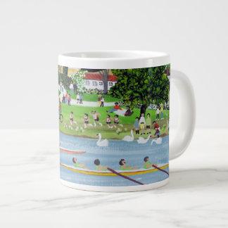 The Star and Garter Home Richmond-Upon-Thames Large Coffee Mug