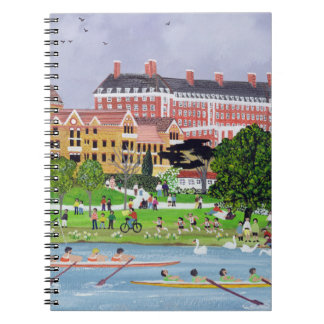 The Star and Garter Home Richmond-Upon-Thames Notebook
