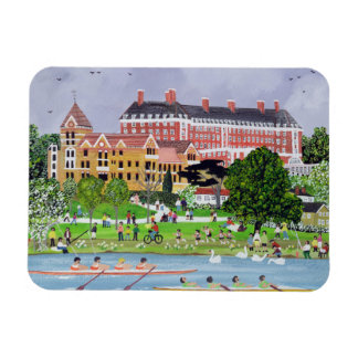 The Star and Garter Home Richmond-Upon-Thames Rectangular Photo Magnet