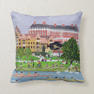 The Star and Garter Home Richmond-Upon-Thames Throw Pillow