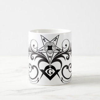 The Star and the Square Classic White Coffee Mug