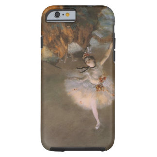 The Star Dancer on the Stage by Degas Tough iPhone 6 Case
