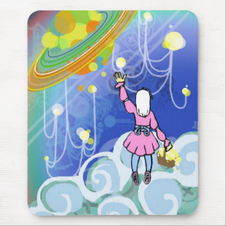 The Star Gather Mouse Pad