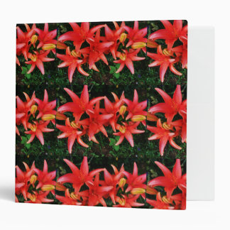 THE STAR LILLY notebook 3 Ring Binder