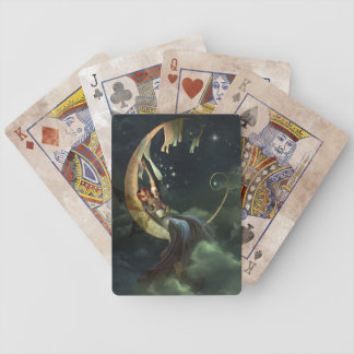 The star maker playing cards