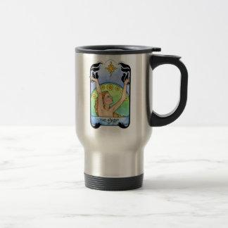 The Star 15 Oz Stainless Steel Travel Mug