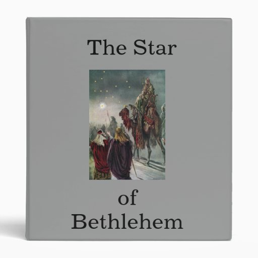 The-Star-of-Bethlehem Binder