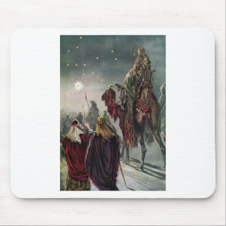 The Star of Bethlehem Mouse Pad