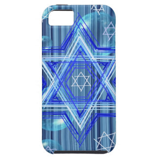 The Star of David and the bubbles. iPhone 5 Cases