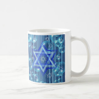 The Star of David and the bubbles. Coffee Mug