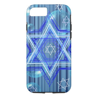 The Star of David and the bubbles. iPhone 8/7 Case