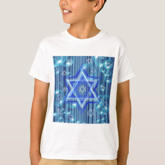 The Star of David and the bubbles. T-Shirt
