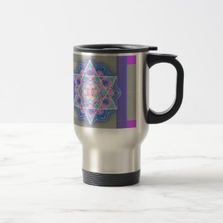 The Star of David. Travel Mug